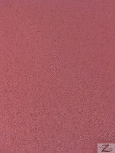 Micro Passion Suede Fabric Sold By The Yard Dusty Rose