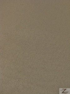 Micro Passion Suede Fabric Sold By The Yard Stone