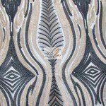 Mystic Eye Lace Fabric By The Yard Black