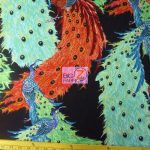 Alexander Henry Kujaku Cotton Fabric By The Yard