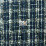 Tartan Plaid Flannel Fabric By The Yard Navy