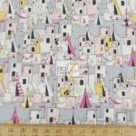 Let's Pretend Best Fort Ever Michael Miller Cotton Fabric By Yard