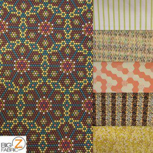Michael Miller Cotton Fabric By The Yard