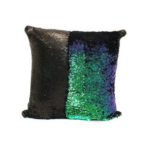 Reversible Mermaid Sequins Magic Pillow