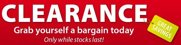 Huge Big Z Fabric Clearance Sale