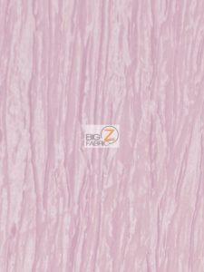 Crushed Taffeta Fabric Pink By The Yard