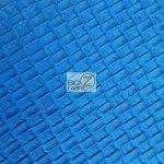 Lattice Vinyl Fabric By The Yard Blue