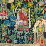 Alexander Henry Cotton Fridas Garden
