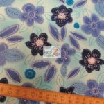 Balique Floral Michael Miller Cotton Fabric By Yard