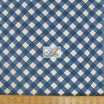 Bias Gingham Michael Miller Cotton Fabric By Yard