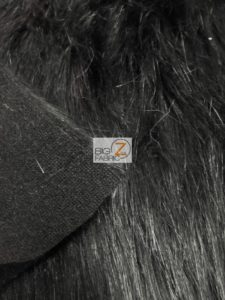 Backing Arctic Fox Fur Fabric By The Yard