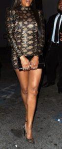 Bella Sequins Mini Dress