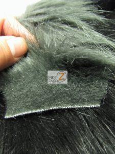 Pile Arctic Fox Fur Fabric By The Yard