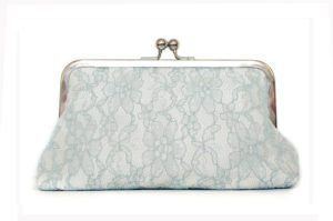 Floral Lace Women Clutch