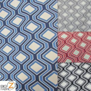 Rhombus Riley Blake 100% Cotton Duck Fabric