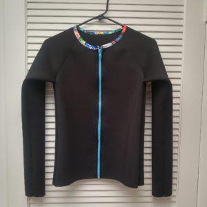 Neoprene Swimwear Jacket
